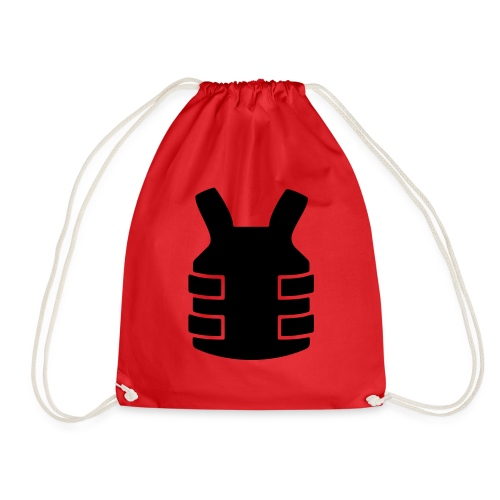 Bullet Proof Design - Drawstring Bag