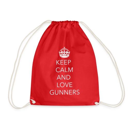 TemplateTShirts 1 Gunners - Drawstring Bag