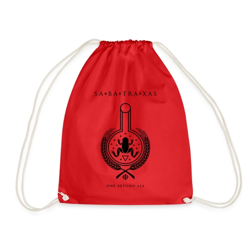 Sabatraxas - Drawstring Bag