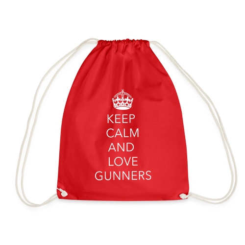 TemplateTShirts 1 Gunners - Drawstring Bag