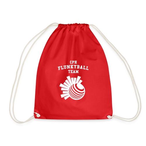 flunkyballHvid - Sportstaske