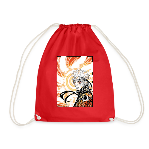 Manga - Drawstring Bag