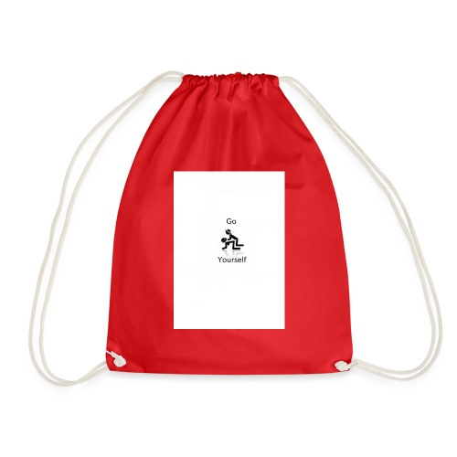 Go F**k Yourself - Drawstring Bag
