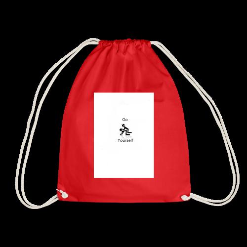 Go F**k Yourself - Drawstring Bag