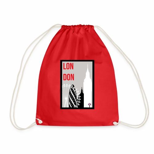 London Skylines - Drawstring Bag