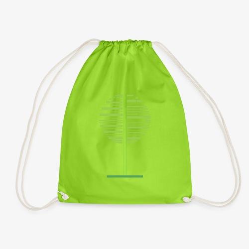 Albero verde - Sacca sportiva