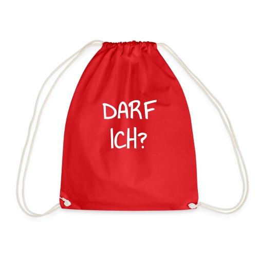 DARF ICH? - Turnbeutel