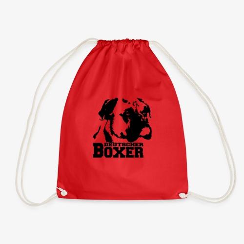 Deutscher Boxer - Turnbeutel