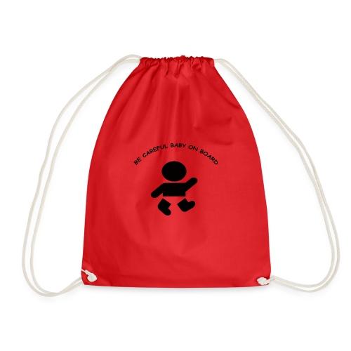 babyonboard - Drawstring Bag