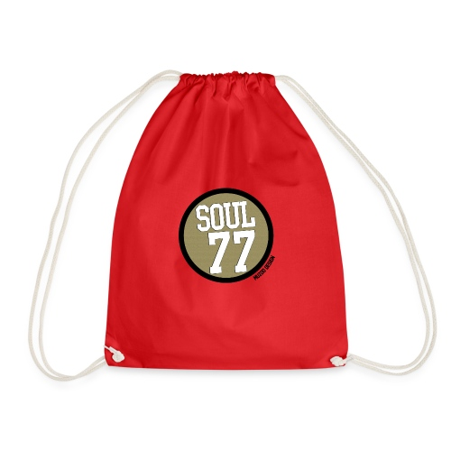 muzoo soul 77 - Drawstring Bag