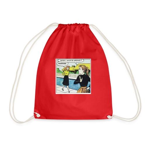 Positivists - Drawstring Bag
