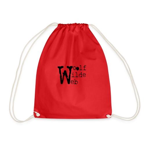 Camiseta Woolf Wilde Web - Mochila saco