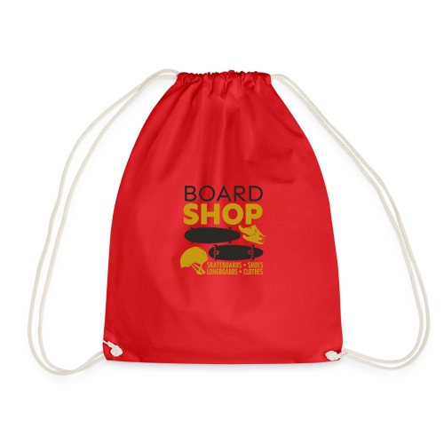 Boardshop - Drawstring Bag