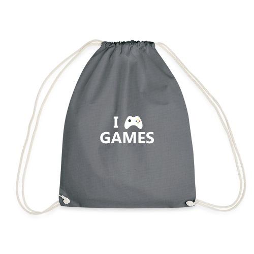 I Love Games 2 - Mochila saco