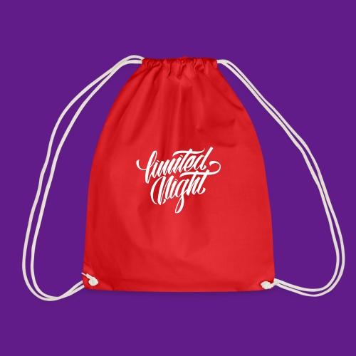 Laura range - Grey - Drawstring Bag