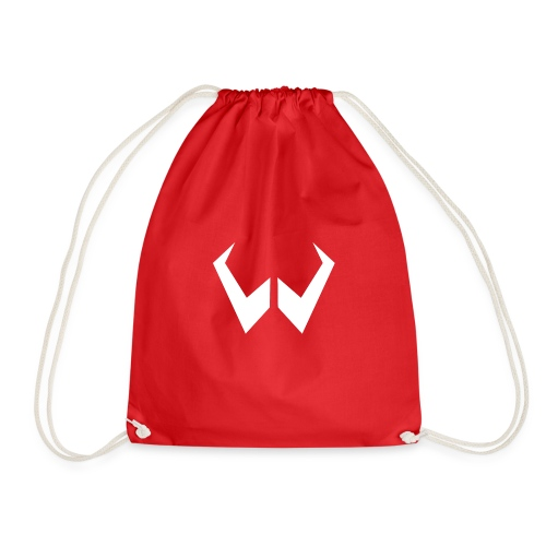 logo de without gravity pk - Mochila saco