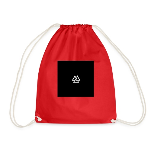 Bustedmindslogo - Drawstring Bag