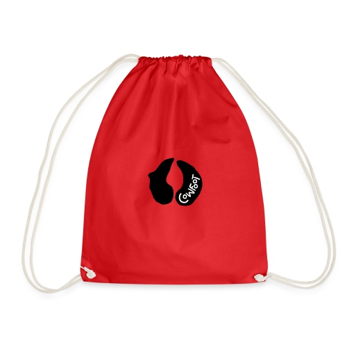 Cowfoot - Drawstring Bag