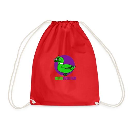 Greenduck Film Purple Sun Logo - Sportstaske