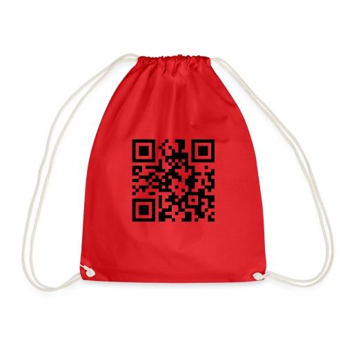 nurdspaceqrcode - Drawstring Bag