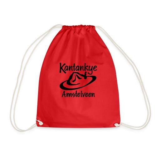 logo naam hoed amstelveen - Gymtas