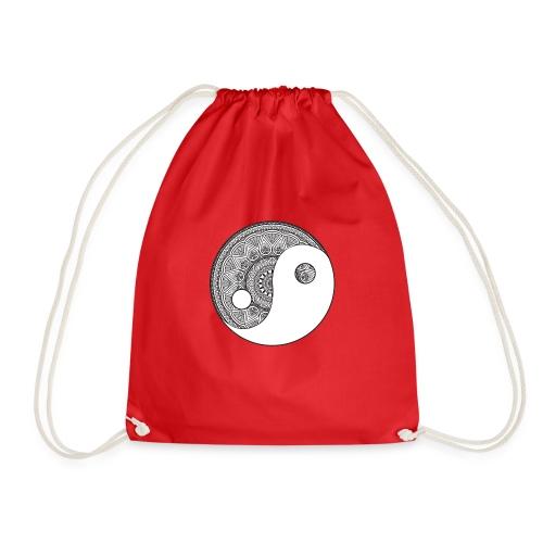 ying yang - Sac de sport léger
