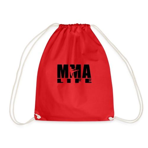 MMA Life - Turnbeutel