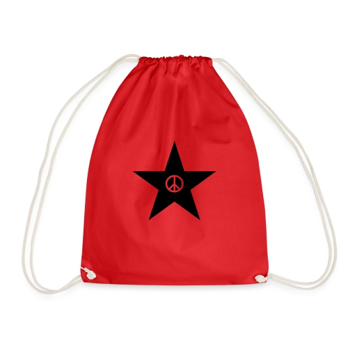 black-star-peace - Sac de sport léger