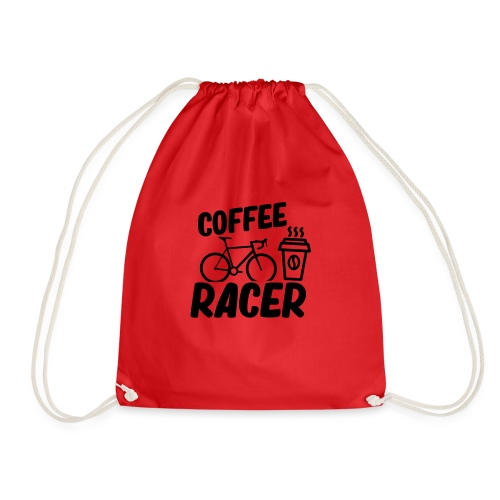 Coffee Racer - Turnbeutel