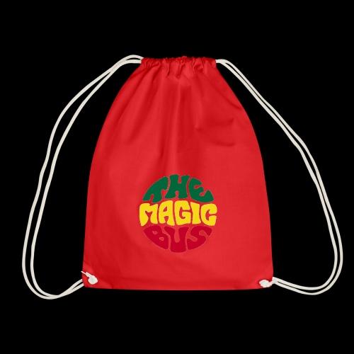 THE MAGIC BUS - Drawstring Bag