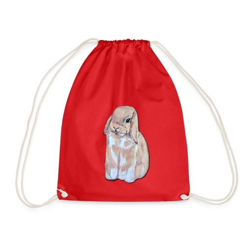 Rabbit - Drawstring Bag