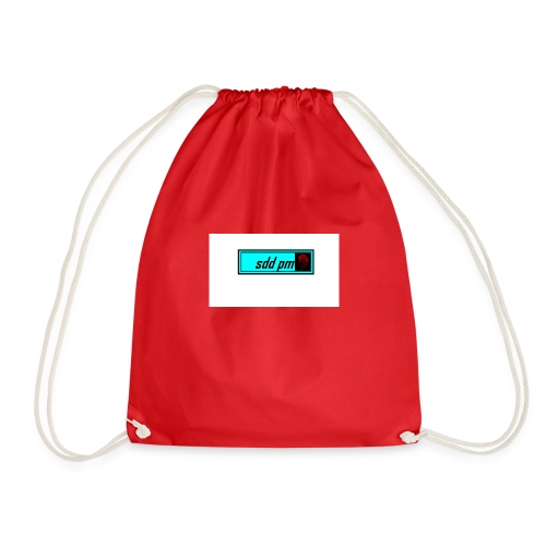cool sddpm merch - Drawstring Bag