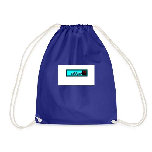 cool sddpm merch - Drawstring Bag