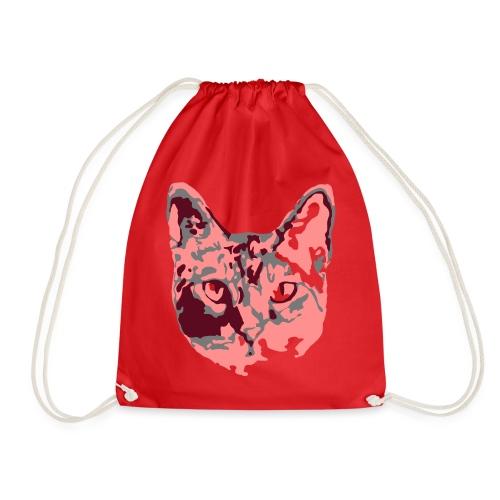 Katzenliebe - Turnbeutel