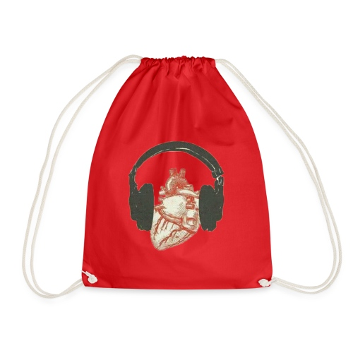 Music in the heart - Sac de sport léger