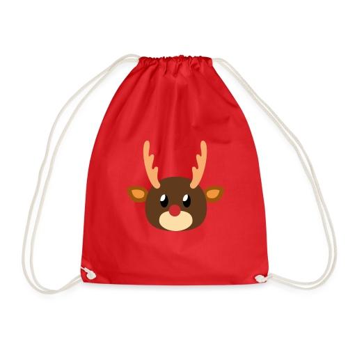 Rentier »Rudy« - Drawstring Bag