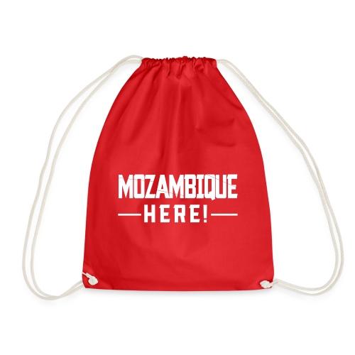 MOZAMBIQUE HERE! - Turnbeutel