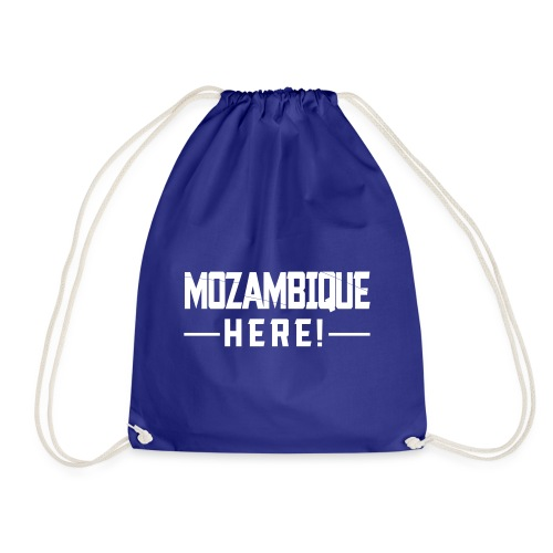 MOZAMBIQUE HERE! - Turnbeutel