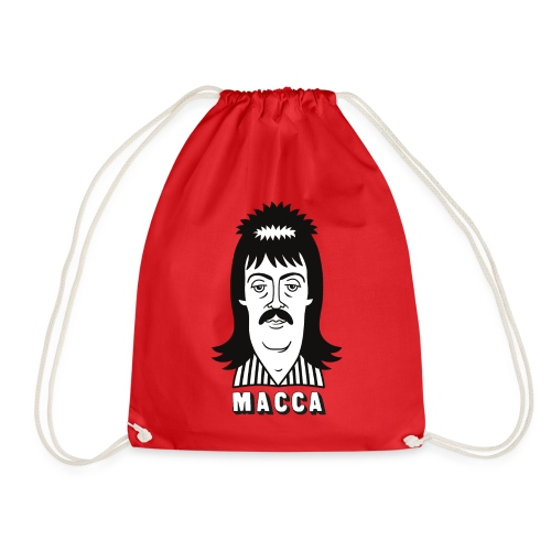 70s Bassists - MACCA - Drawstring Bag