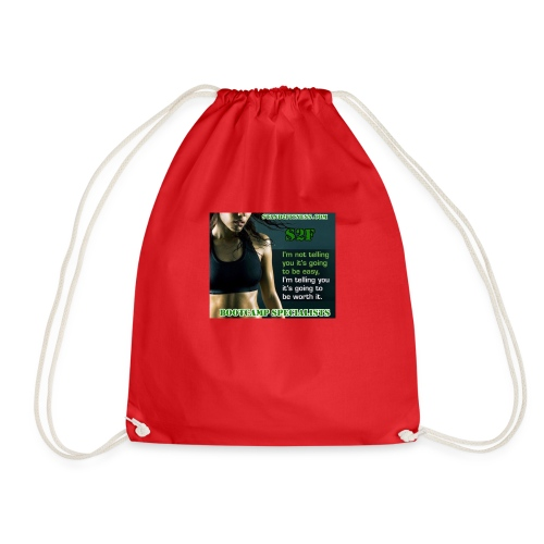 easy - Drawstring Bag