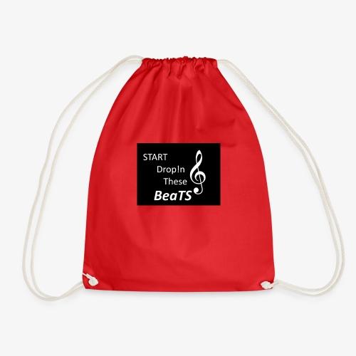 BeaTS are Drop!n - Drawstring Bag