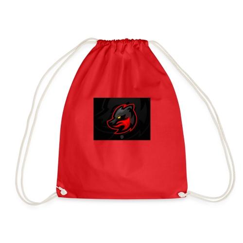 devil fox twitch logo - Turnbeutel