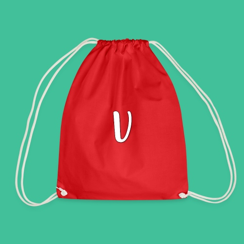 Velosity V Icon - T-Shirt Washed Burgundy Clr - Drawstring Bag