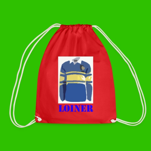 Leeds Loiner [Blue] - Drawstring Bag