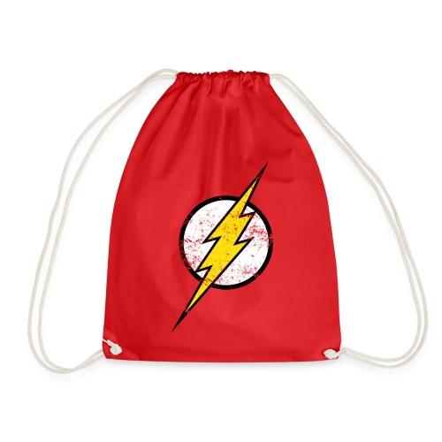 DC Comics Justice League Flash Logo - Turnbeutel