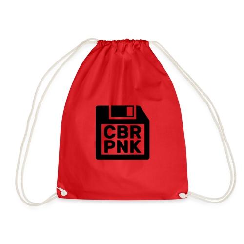 cbrpnk Transparent - Turnbeutel