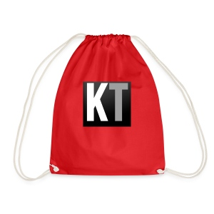 KT iPhone edition phone case - Drawstring Bag
