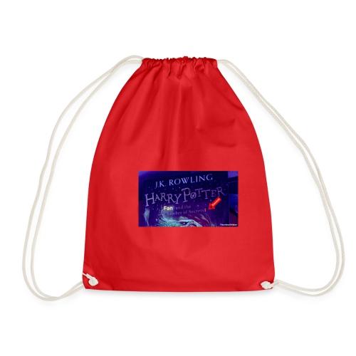 Potter fan logo - Drawstring Bag