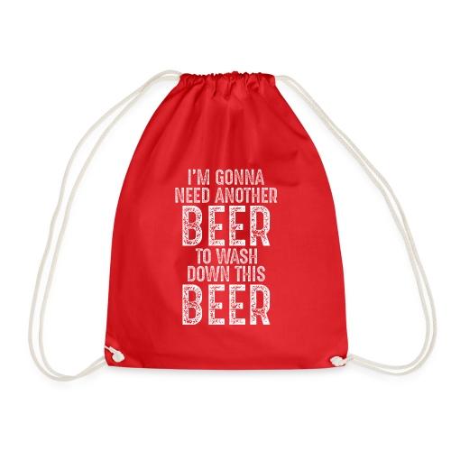 Funny St Patricks Day Irish T Shirt - Drawstring Bag