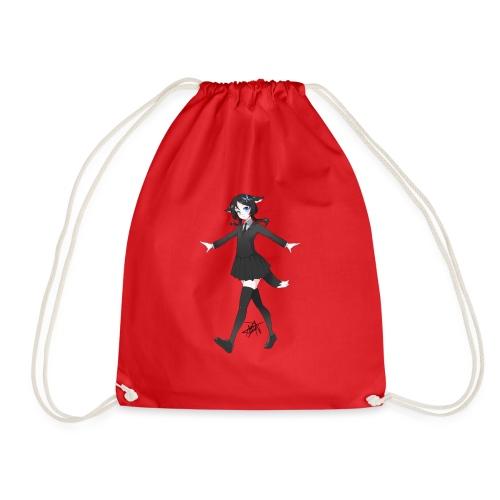 Bazzy Art by JT-Senpai - Drawstring Bag